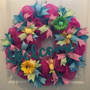 Spring - Summer Wreath